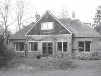 Villa El Rancho in Bilthoven