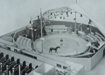 Maquette Circus Kavaljos