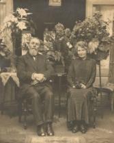Gerrit Grimmon en Anna Ruhé