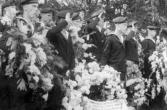 Begrafenis Floor Grimmon
