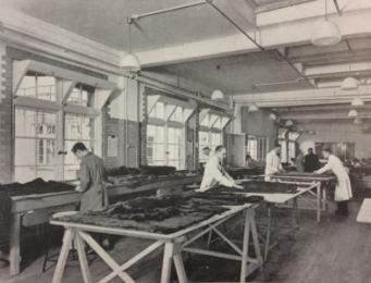 Ateliers Hirsch, na de verbouwing