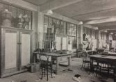 Ateliers Hirsch, situatie voor de verbouwing