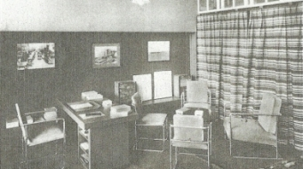 HOPMI meubilair op de Najaarsbeurs 1934