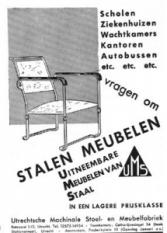 Advertentie HOPMI meubilair