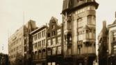 Woonhuis Joop van Dijk, 20 oktober 1924 - 30 april 1925