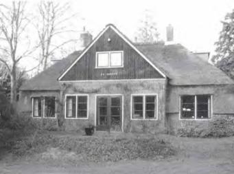 Villa El Rancho Bilthoven
