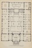 Ontwerp begane grond Jubileumtentoonstelling 1923