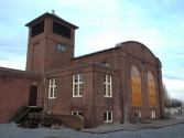 Ketelhuis Stoommachine KVL Oisterwijk