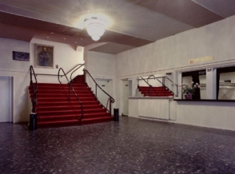 Hal Theater De la Mar