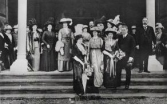 Opening Tentoonstelling De Vrouw 1813-1913