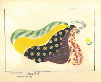 Brochure Voorjaarsstoffen Metz & Co