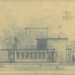 1933, A.C. Wertheimhuis, Plantage Parklaan, Amsterdam