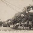 1910, Stadsversieringen, Vijzelstraat Amsterdam