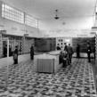 1928, Interieur Stationsgebouw Schiphol