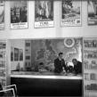 1939, Brits verkeersbureau, Leidsestraat, Amsterdam