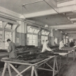 1941, Verbouwing Hirsch, Leidseplein, Amsterdam