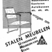 1932-1933, Uitneembare Meubelen van Staal voor HOPMI