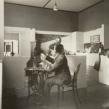 1928, Inrichting Tentoonstelling over arbeidsongeschiktheid, Stedelijk Museum, Amsterdam