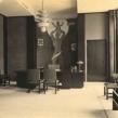 1931-1933, Interieur Burgemeesterskamer, Stadhuis Enschede
