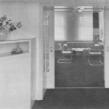 1931, Interieur flatwoningen in Amsterdam-Zuid