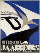 Affiche Najaarsbeurs Utrecht 1932