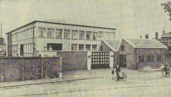 Polak Frutal Works in 1954