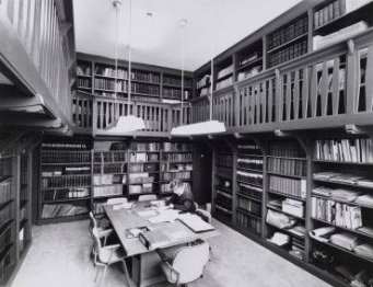 Bibliotheek Laboratorium Physica