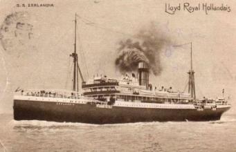 SS Zeelandia