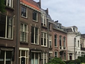 Tijdelijk woonhuis Piet Grimmon in Haarlem, 1939