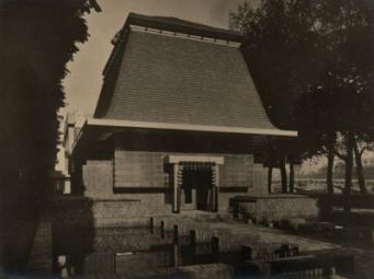 Nederlands Paviljoen Wereldtentoonstelling Parijs 1925
