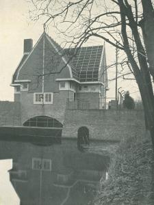 Bemalingsgebouw Binnendijksche-Buitenveldersche Polder