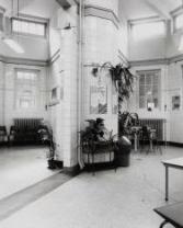 Interieur Gemeente Badhuis