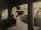 Interieur Nederlands Paviljoen Wereldtentoonstelling Parijs 1925
