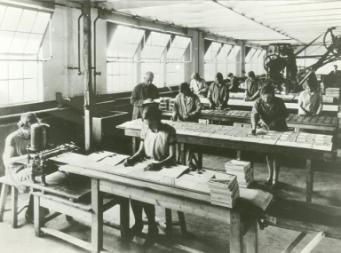 Talens & Zoon in 1920