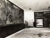 Interieur Hal, Gemeentelijk Lyceum voor Meisjes