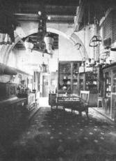 Interieur 't Binnenhuis