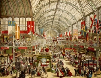 Great Exhibition of the Industry of All Nations, Londen 1851